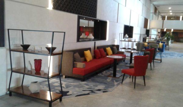 Sofa Public Area Hotel