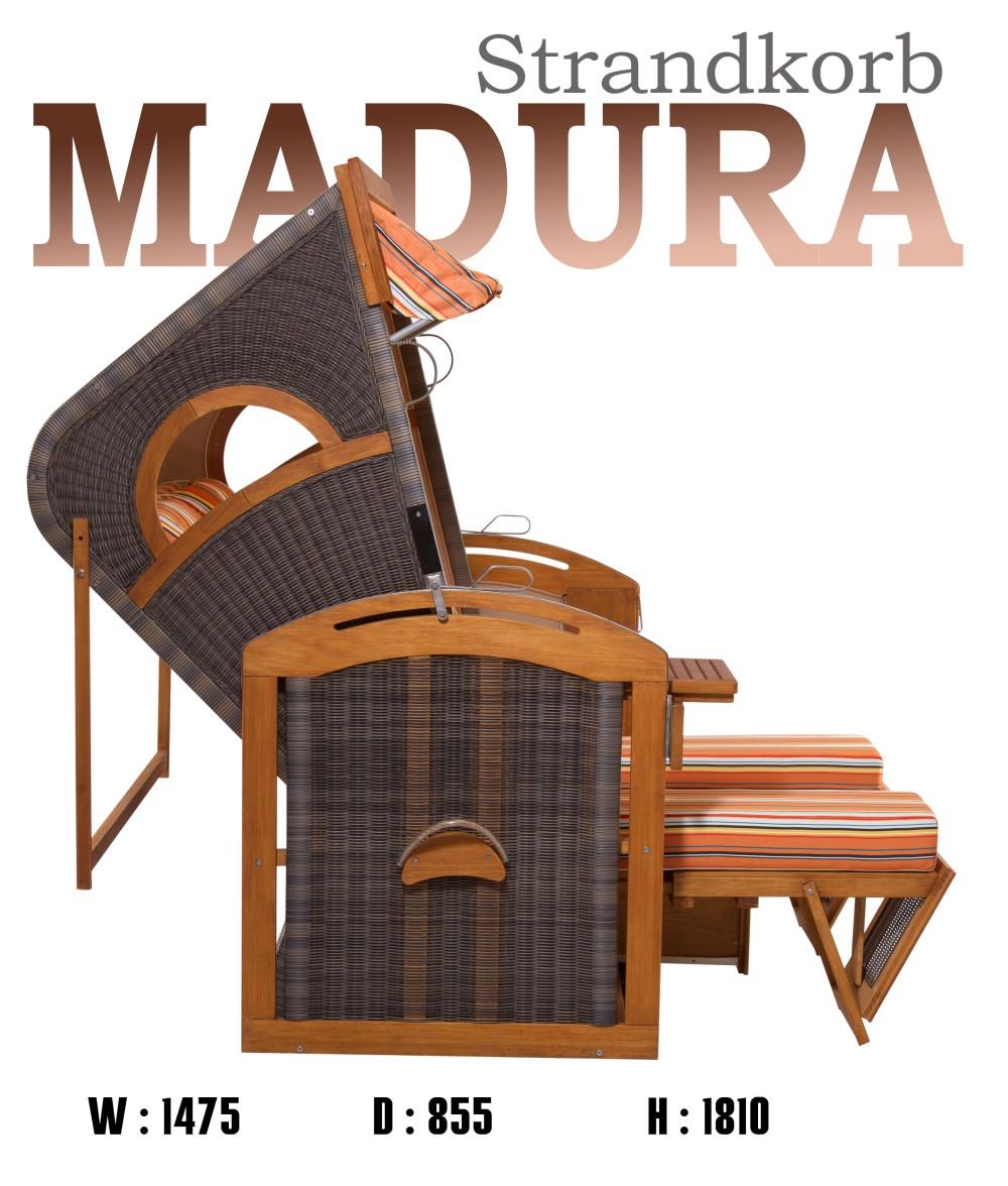 STRANDKORB - MADURA