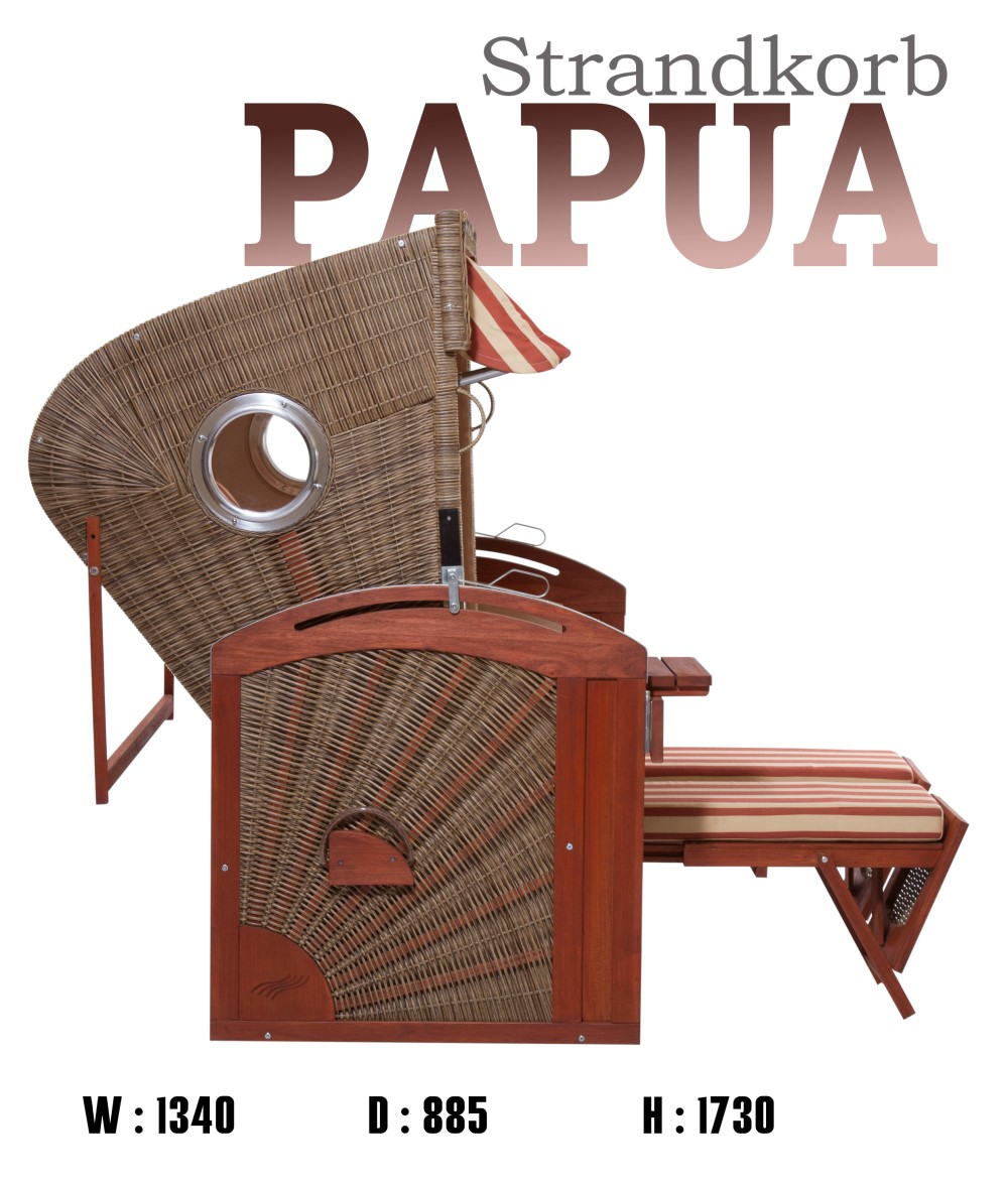 STRANDKORB - PAPUA