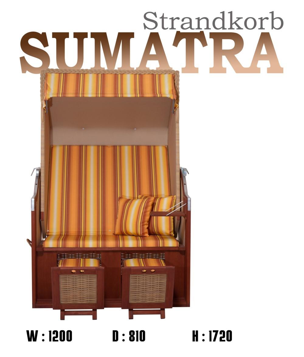 STRANDKORB - SUMATRA